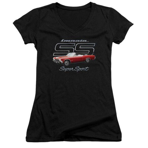 Chevrolet Impala Ss Junior V Neck T-Shirt
