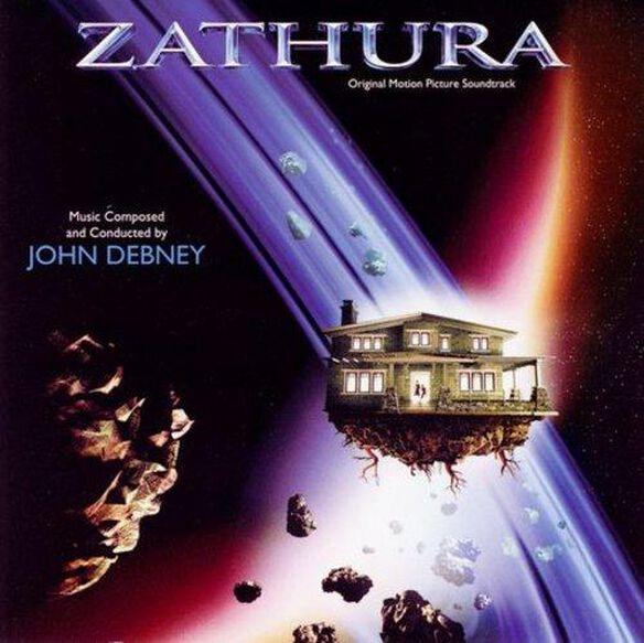 Zathura (Score) / O.S.T. (Asia)