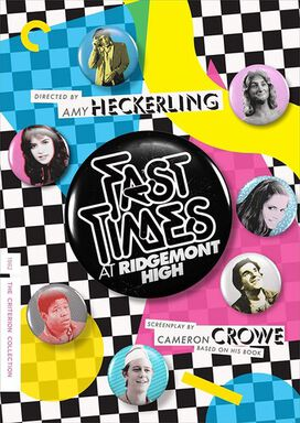 Fast Times At Ridgemont High Bd / (Sub)
