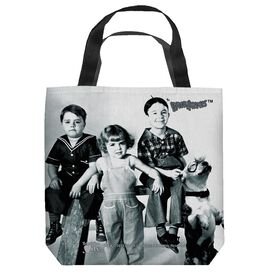 Little Rascals The Gang Tote