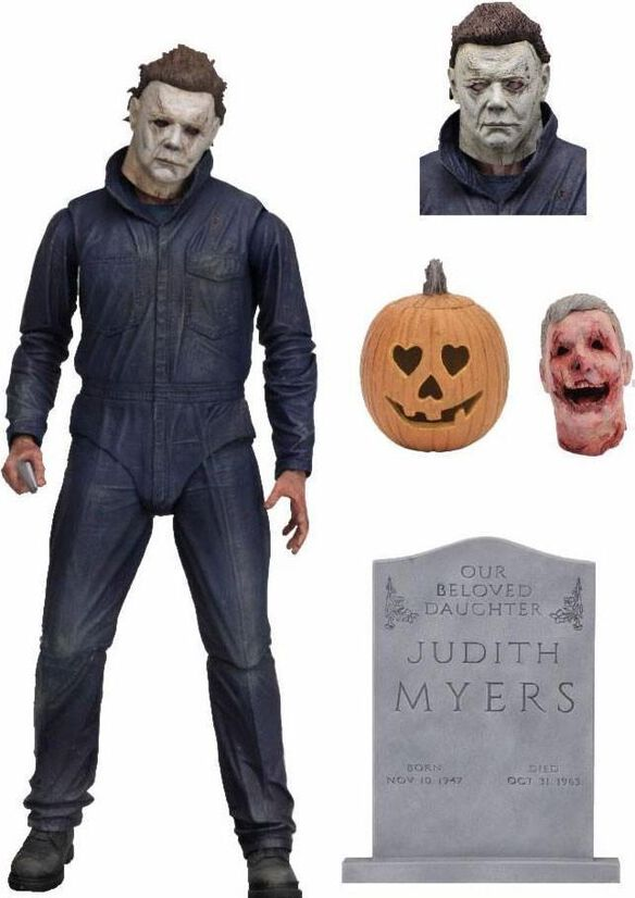 NECA Halloween Michael Myers Action Figure [Ultimate Version]