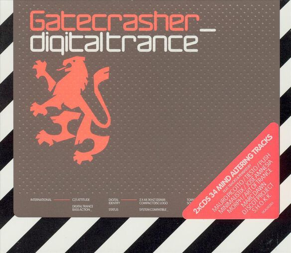 Gatecrasher Digital Tranc