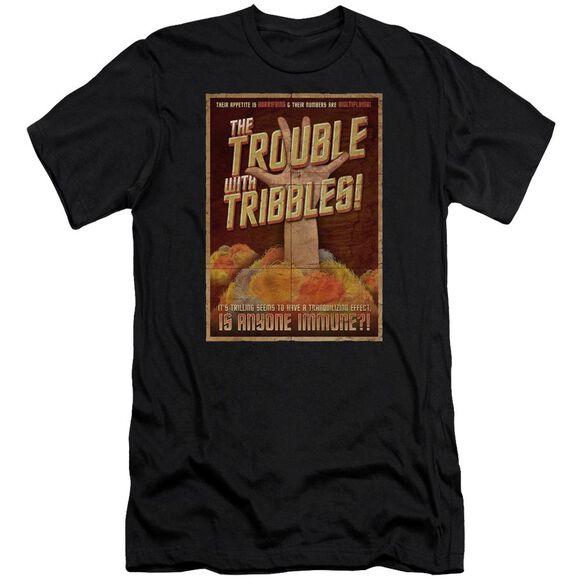 Star Trek Tribbles: The Movie Premuim Canvas Adult Slim Fit