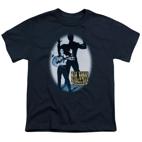 Elvis Hands Up Short Sleeve Youth T-Shirt