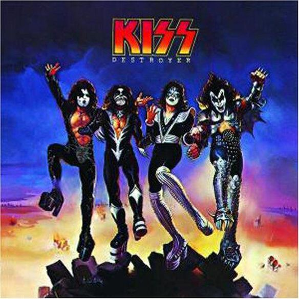 Kiss - Destroyer (remastered)