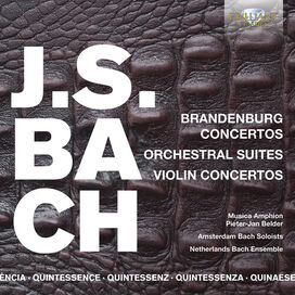 J.S. Bach - Quintessence J.S. Bach