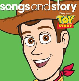 Various Artists - Songs and Story: Toy Story