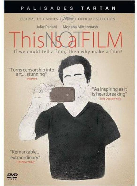 Ceci N'estpas Un Film (This Is Not a Film)