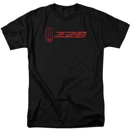 Chevrolet The Z28 Short Sleeve Adult T-Shirt