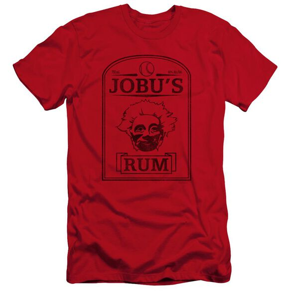 Major League Jobu's Rum Premuim Canvas Adult Slim Fit