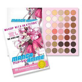 Manga Eyeshadow 35 Palette