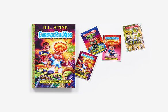 Garbage Pail Kids: Welcome to Smellville