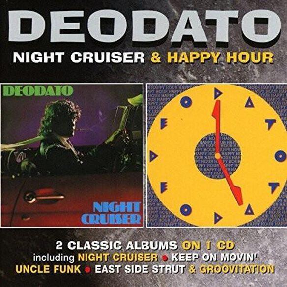 Night Cruiser / Happy Hour (Uk)