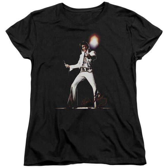 Elvis Presley Glorious Short Sleeve Womens Tee T-Shirt