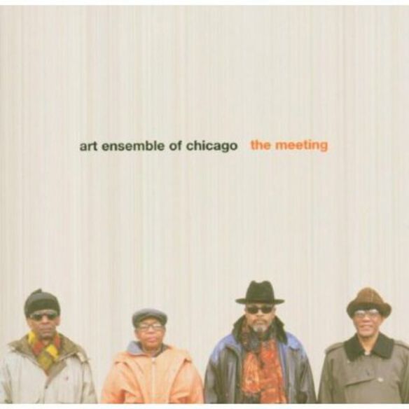 The Art Ensemble of Chicago - The Meeting