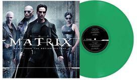 Various Artists - Matrix Music from the Motion Picture [Exclusive 2LP LED Green Vinyl]