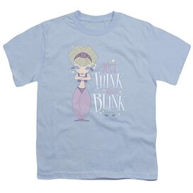I Dream Of Jeannie Think And Blink Short Sleeve Youth Light T-Shirt