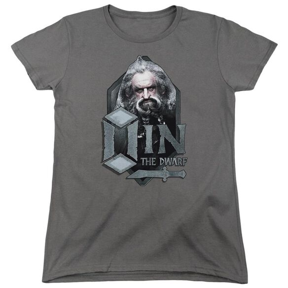 The Hobbit Oin Short Sleeve Womens Tee T-Shirt