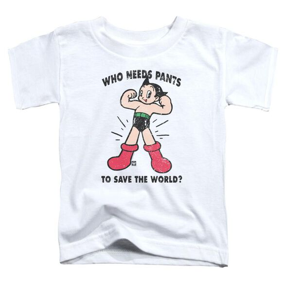 68702b484 Astro Boy Who Needs Parts Short Sleeve Toddler Tee White T-Shirt ...