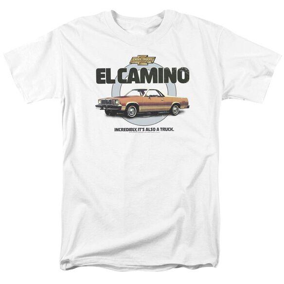 Chevrolet Also A Truck Short Sleeve Adult T-Shirt