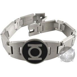 Green Lantern Symbol Bracelet