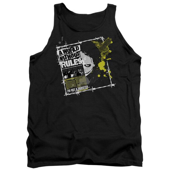 Dark Knight World Without Rules Adult Tank