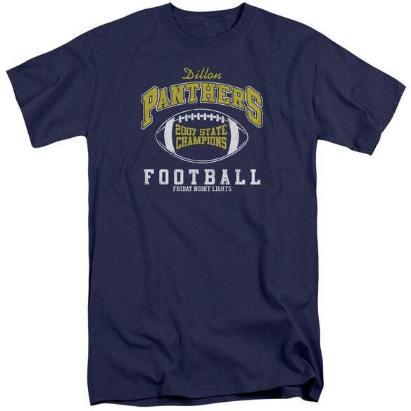 Friday Night Lights State Champs Short Sleeve Adult Tall T-Shirt