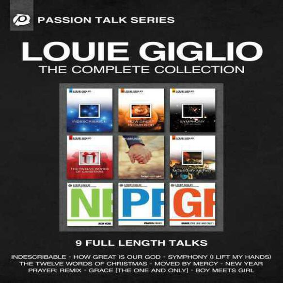 Passion Talk Series: Essential Collection