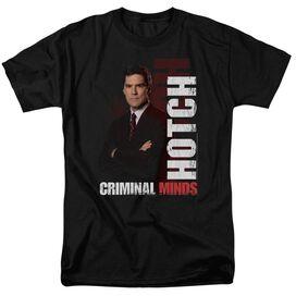 Criminal Minds Hotch Short Sleeve Adult T-Shirt