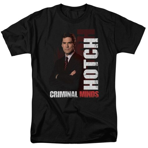 Criminal Minds Hotch Short Sleeve Adult T-Shirt