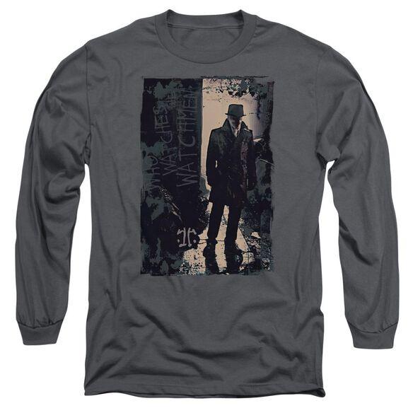 Watchmen Light Long Sleeve Adult T-Shirt