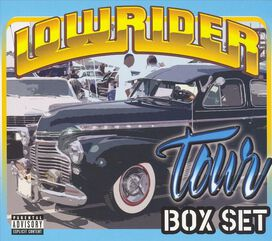 Various Artists - Lowrider Tour [Box Set]