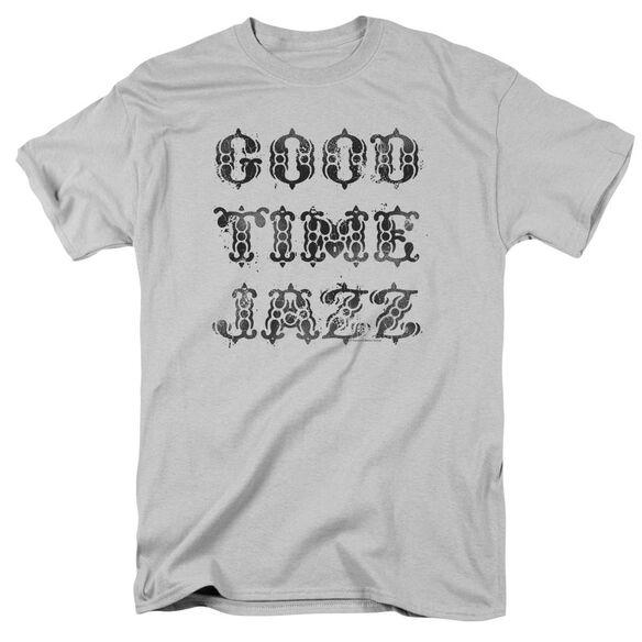 Good Time Jazz Gtj Vintage Short Sleeve Adult T-Shirt