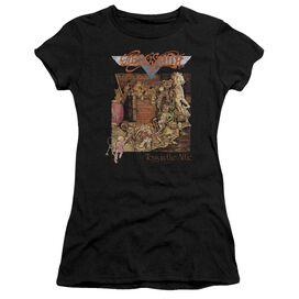 Aerosmith Toys Short Sleeve Junior Sheer T-Shirt