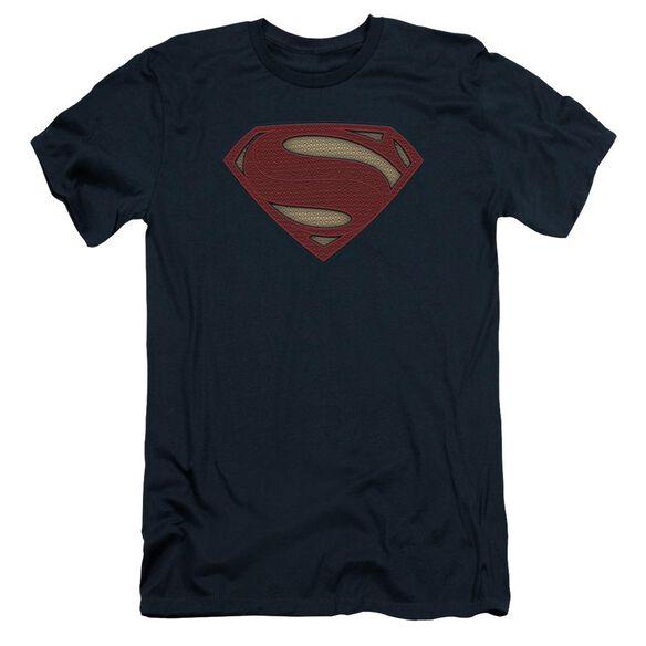 Batman V Superman Super Movie Logo Short Sleeve Adult T-Shirt