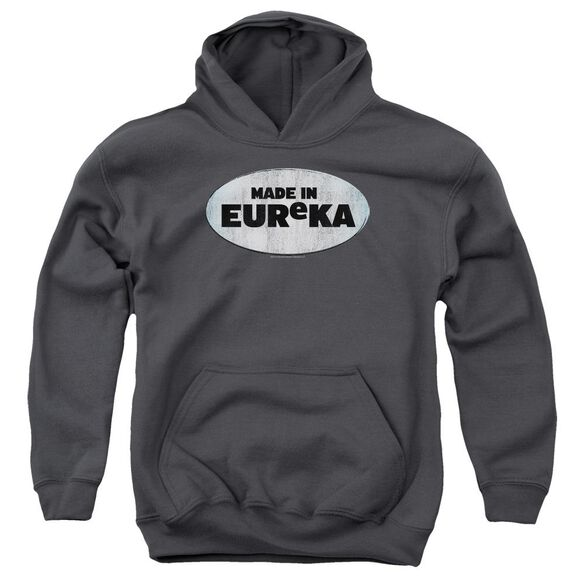Eureka Made In Eureka Youth Pull Over Hoodie
