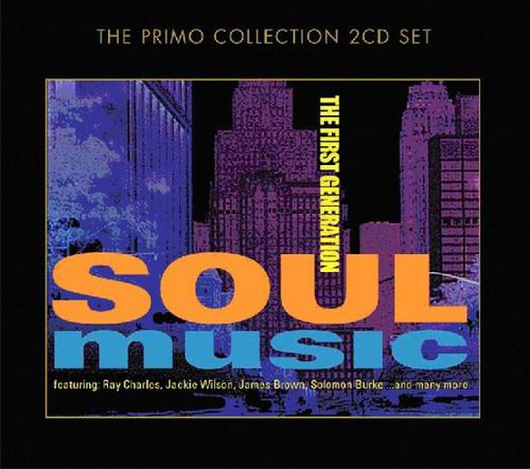 Soul Music: First Generation / Various (Uk)