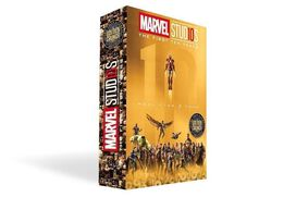 Marvel Studios The First 10 Years Golden Crunch Cereal