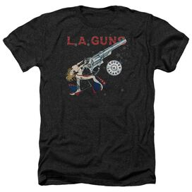 La Guns Cocked And Loaded Adult Heather