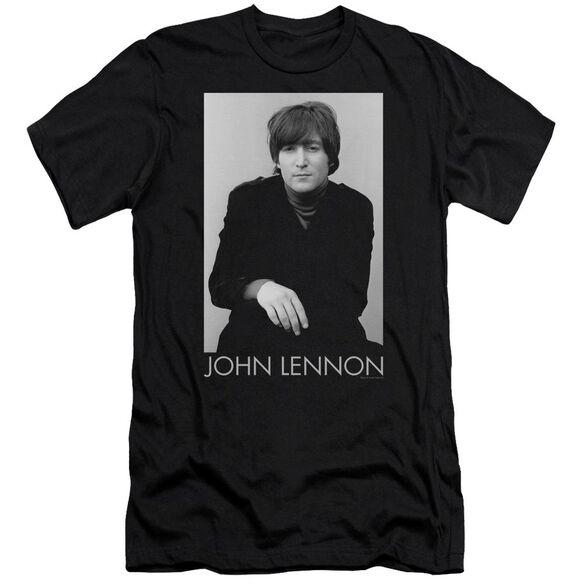 John Lennon Ex Beatle Premuim Canvas Adult Slim Fit