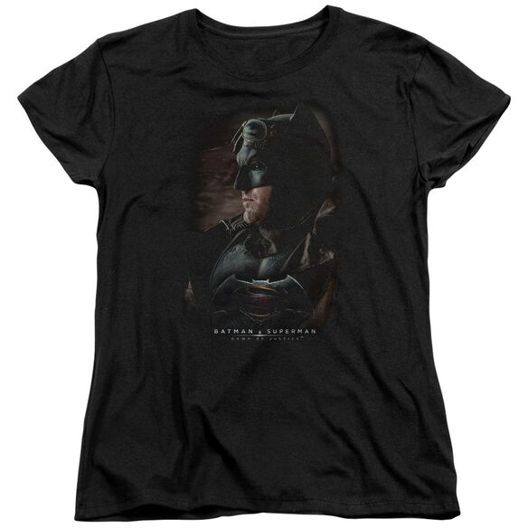 Batman V Superman Desert Gear Short Sleeve Womens Tee T-Shirt
