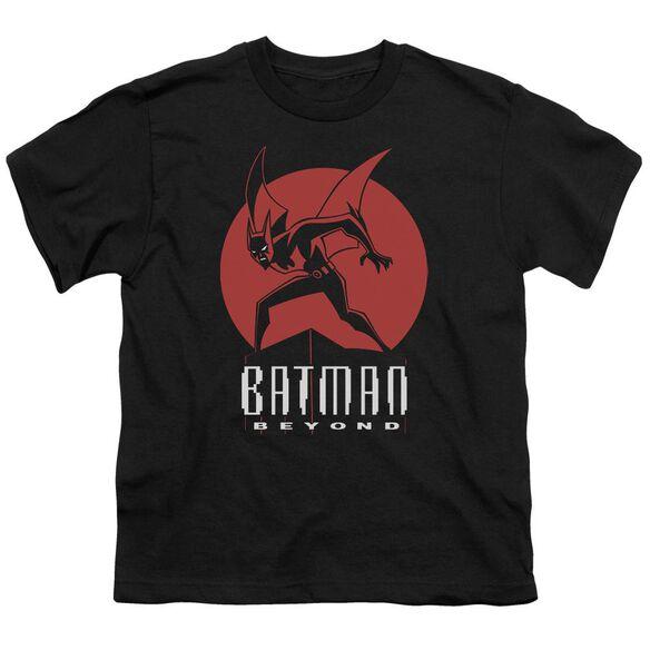 Batman Beyond Perched Short Sleeve Youth T-Shirt