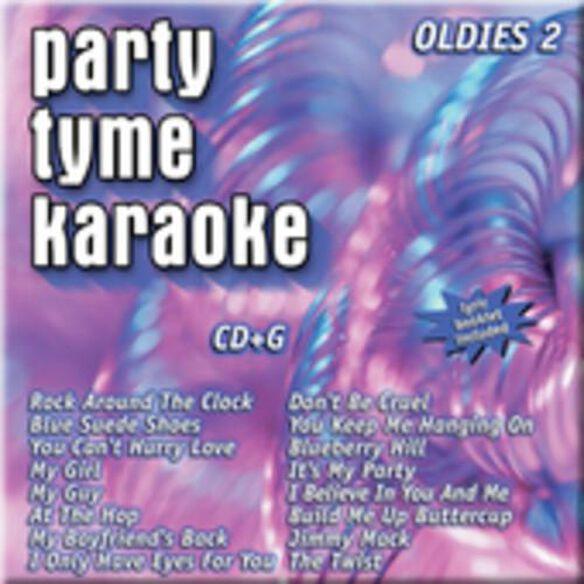 Party Tyme Karaoke: Oldies 2 / Various