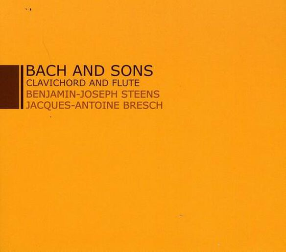 Bach & Sons (Dig)