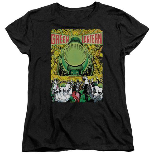 Green Lantern Gl #200 Cover Short Sleeve Women's Tee T-Shirt