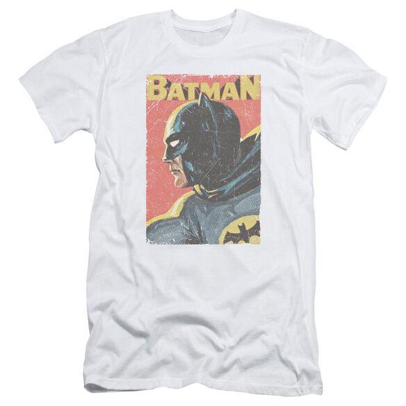 Batman Classic Tv Vintman Short Sleeve Adult T-Shirt