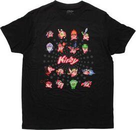Kirby Many Abilities T-Shirt