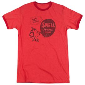 Dubble Bubble Swell Gum Adult Heather Ringer Red