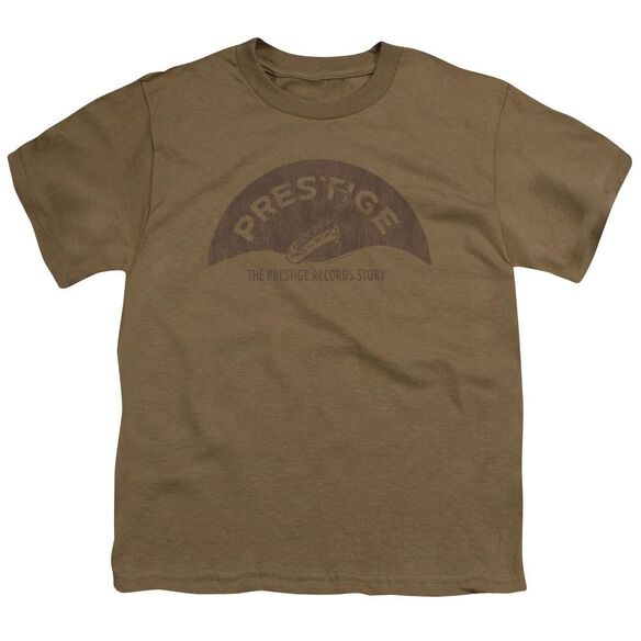 Prestige Prestige Vintage Short Sleeve Youth Safari T-Shirt