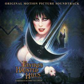 Eric Allaman - Elvira's Haunted Hills Original Motion Picture Soundtrack [Exclusive Picture Disc Vinyl]